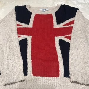 Forever 21 Britain Sweater Size Small